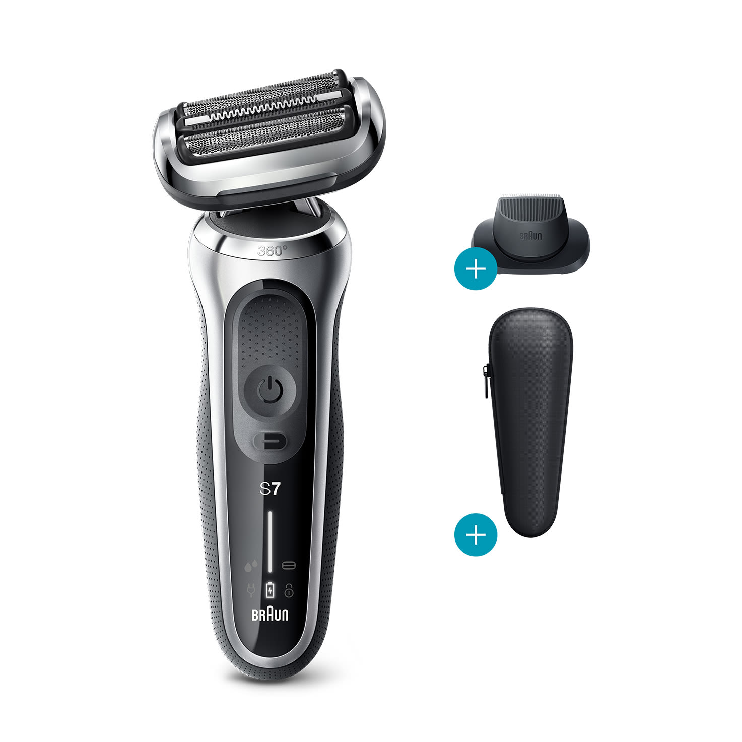 Braun Series 7 70-S1200s Electric Shaver