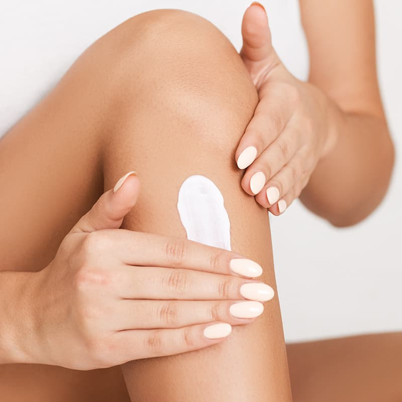 4. Hydrate and moisturise your skin
