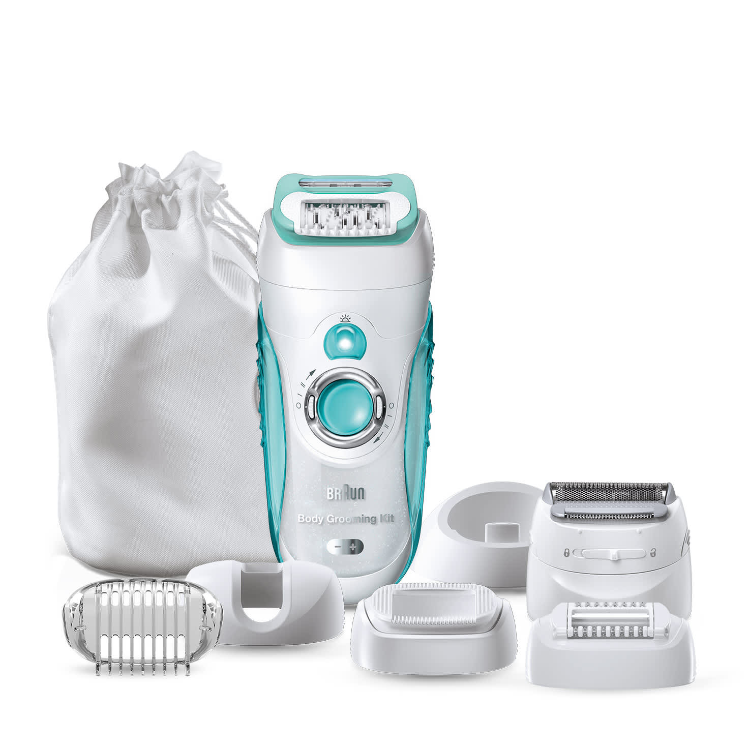 Braun Body-grooming kit BGK7090