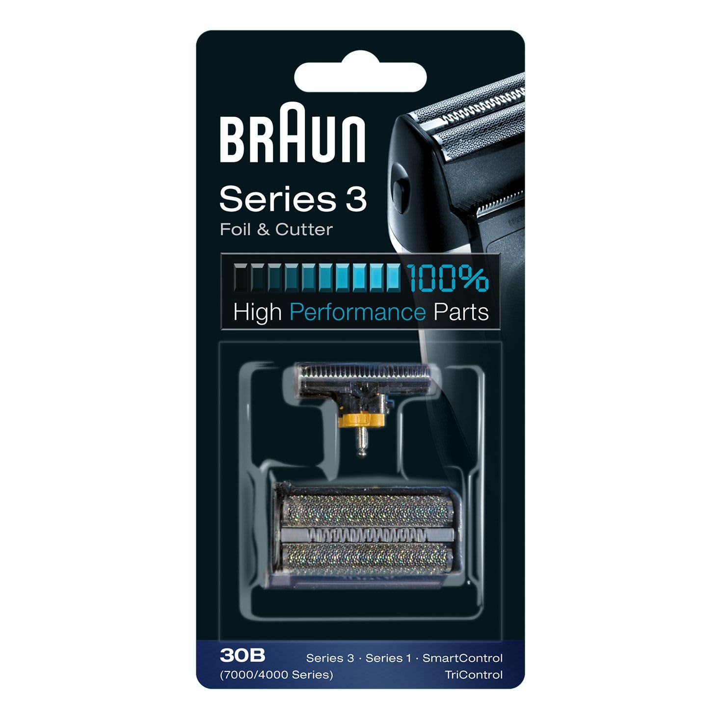 Braun Series 3 Combi 30b Foil and Cutter Replacement pack