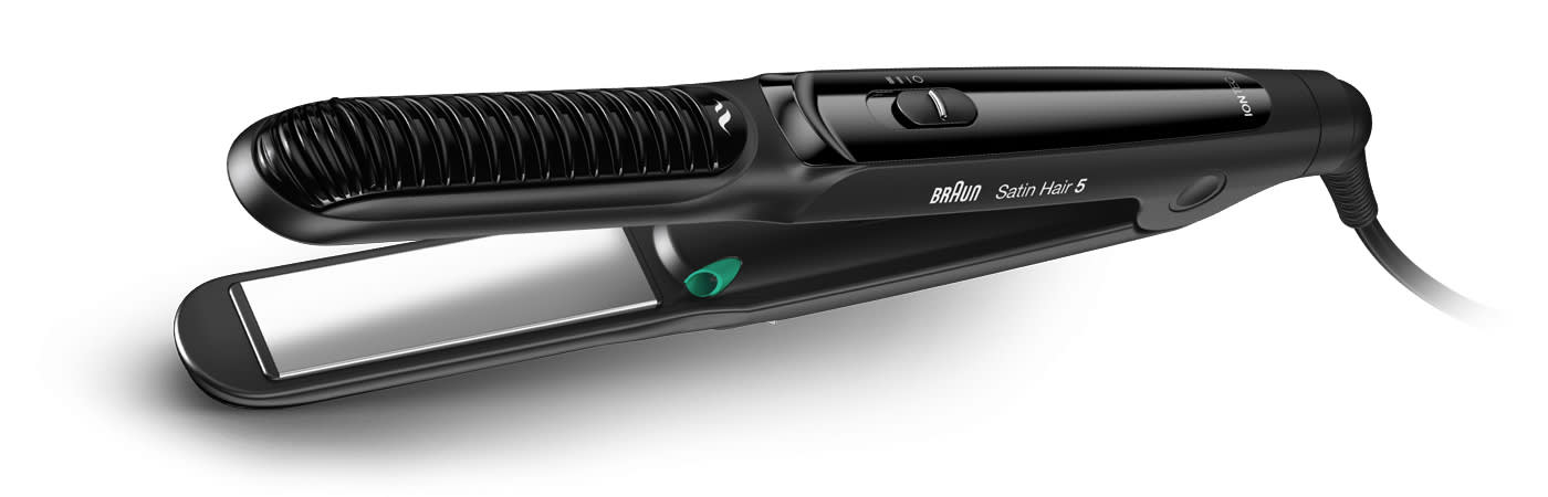 braun satin-hair-5-straightener features
