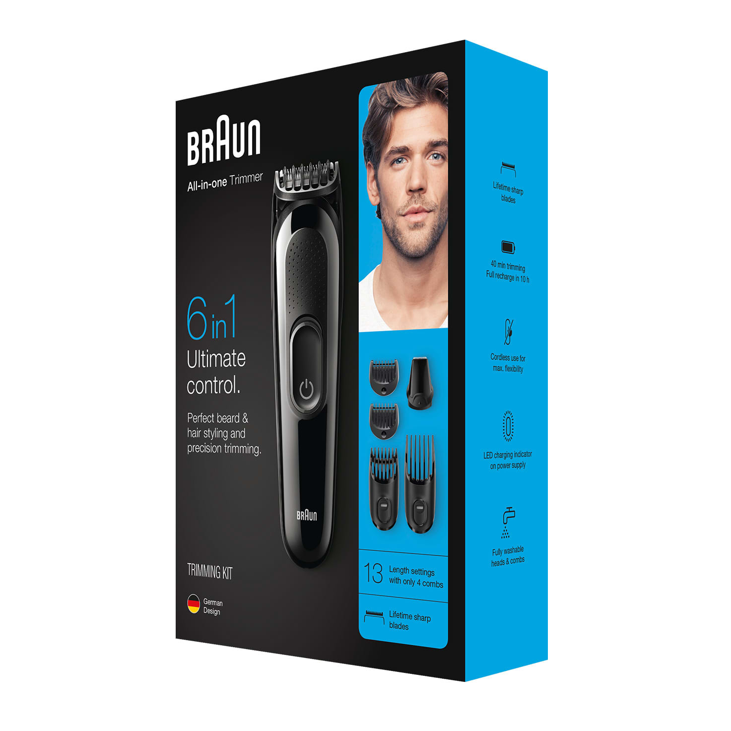 Braun All-in-one trimmer MGK3025