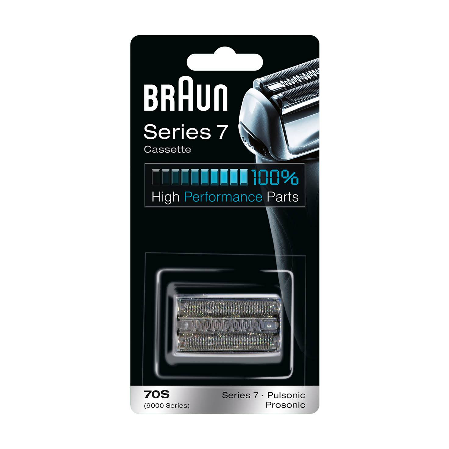 Braun Series 7 Combi 70S Cassette Replacement pack