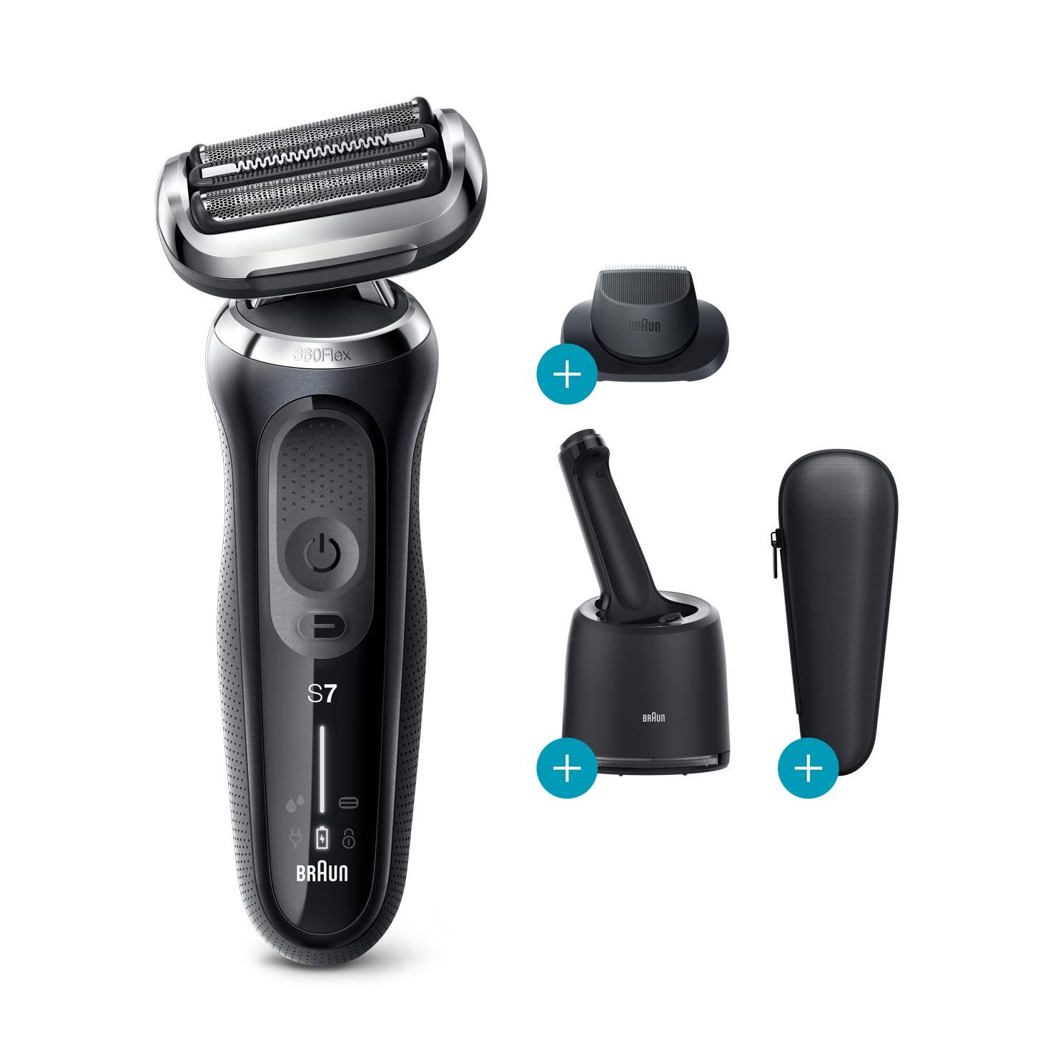 Braun Series 7 70-N7200cc Electric Shaver