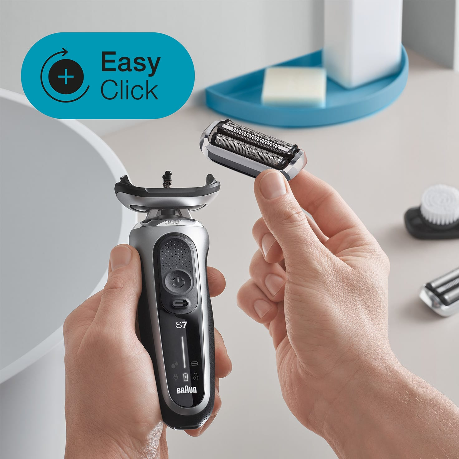 Series 7 70 Electric Shaver