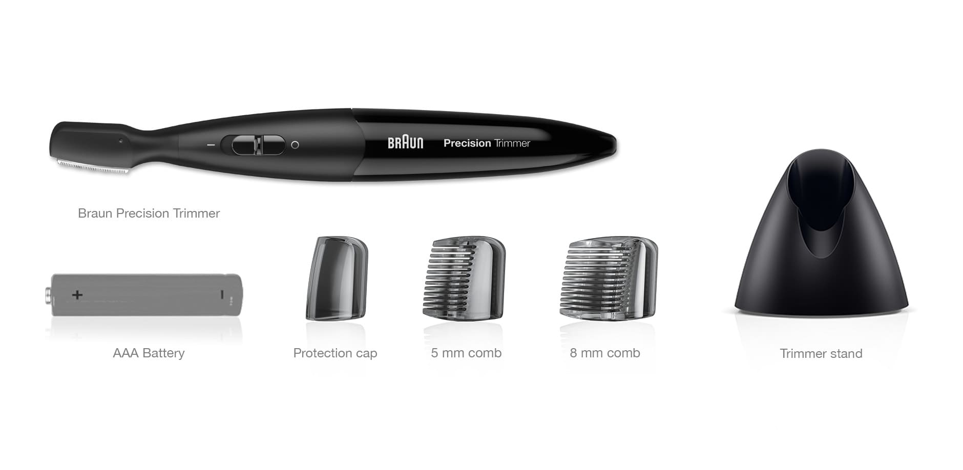 Precision trimmer
