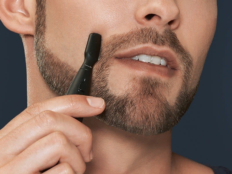 How to fine-tune your mustache and sideburns