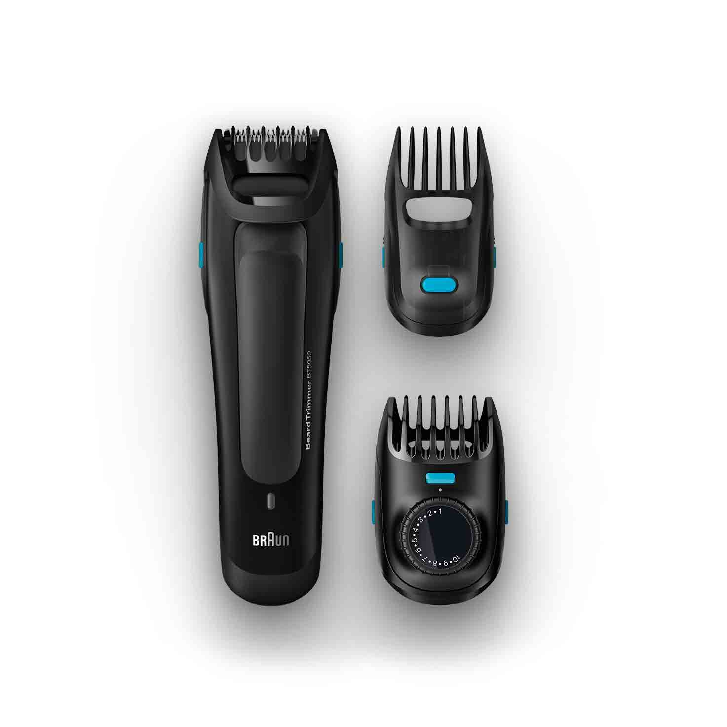 Braun beard trimmer BT5050 for a perfect style | Braun CA