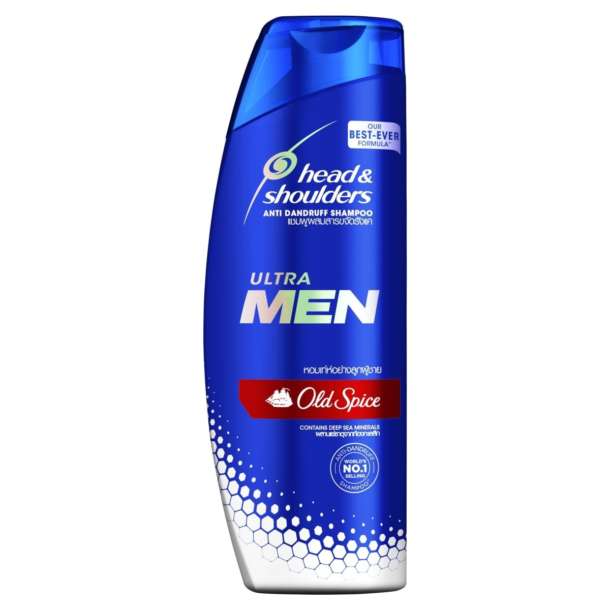 แชมพู UltraMen Old Spice