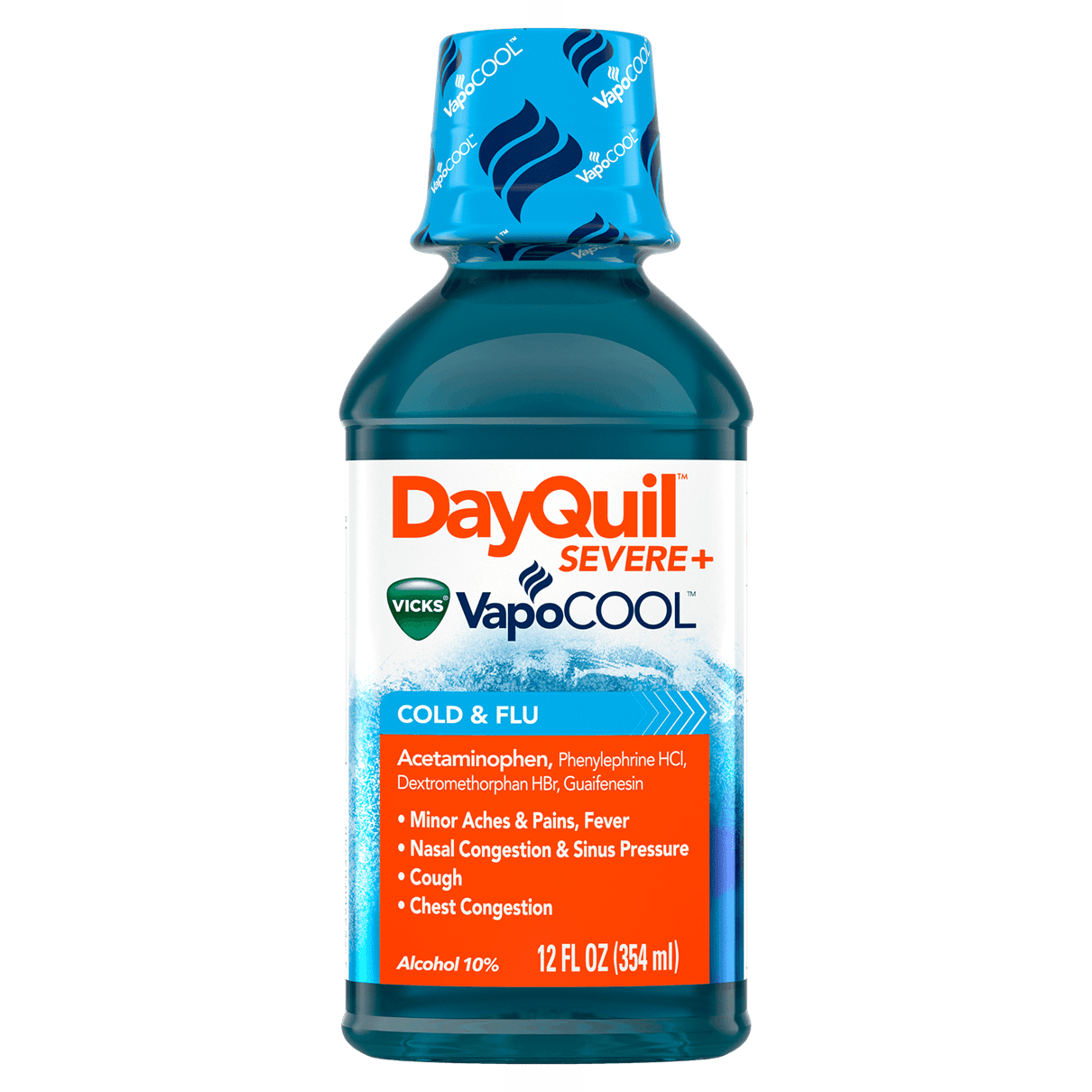 DayQuil Severe+ VapoCool