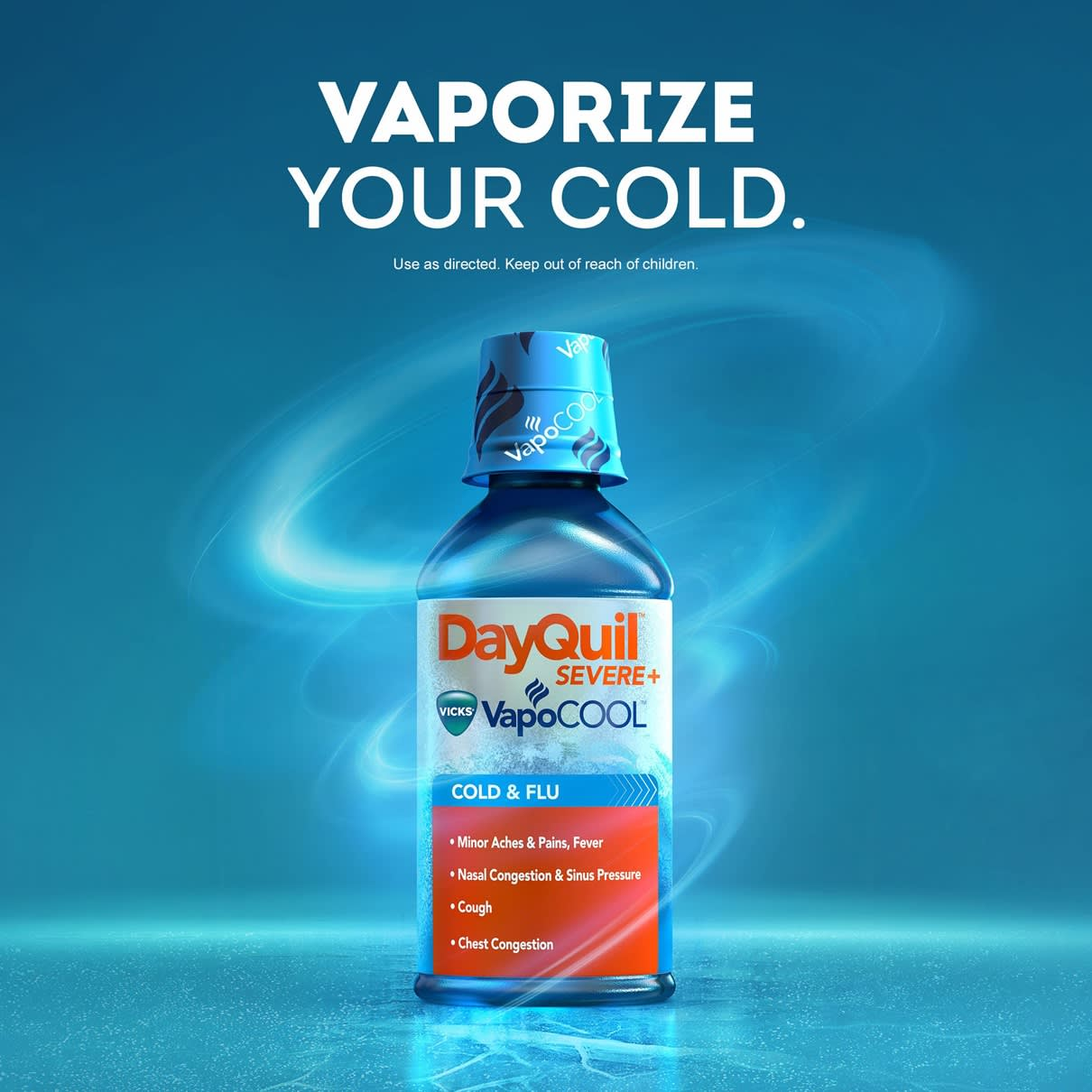 Vaporize Your Cold