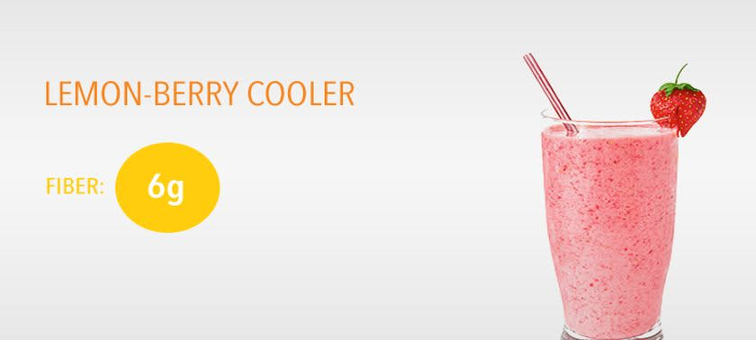 LEMON-BERRY COOLER