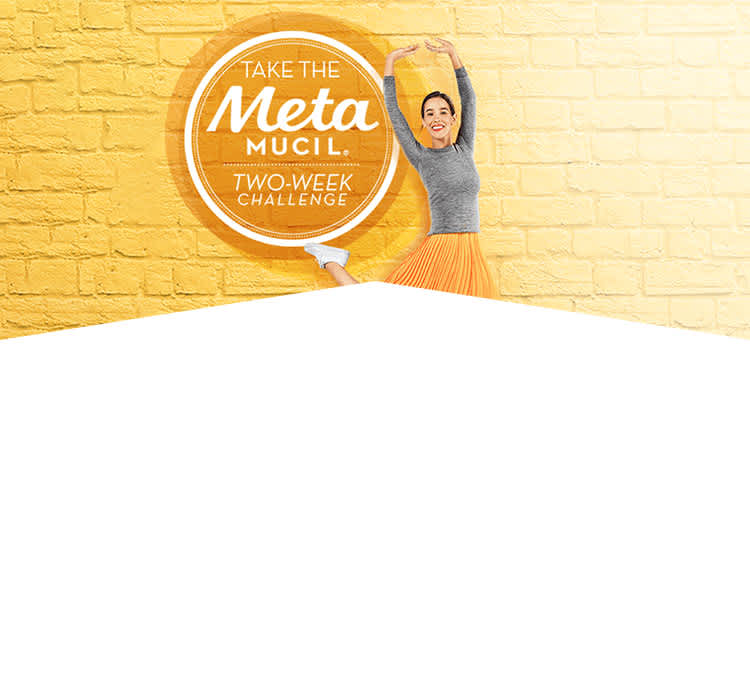 Feel Lighter with Metamucil
