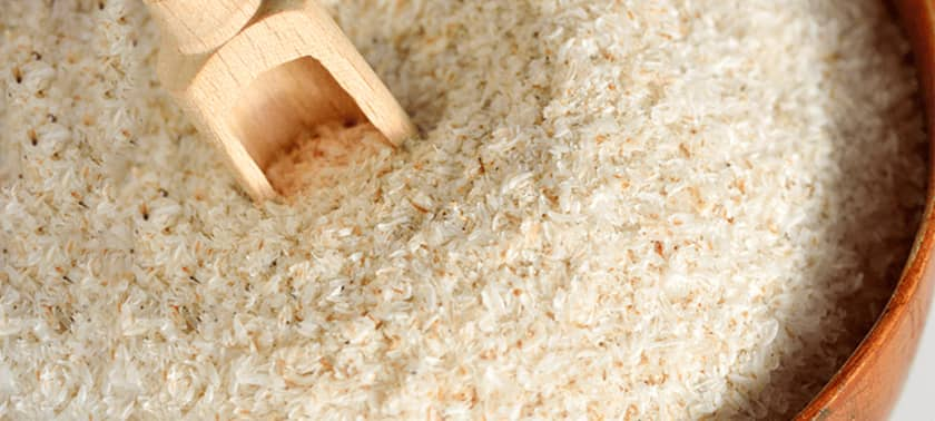 PSYLLIUM FIBRE: NOTHING SILLY ABOUT IT
