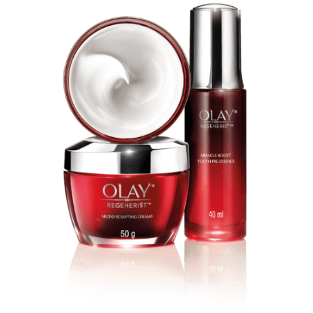 Olay regenerist collection