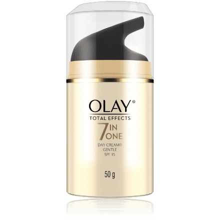 Olay Total Effects 7-In-1 Anti-Ageing Day Cream Gentle SPF15 50g