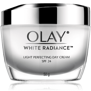 Olay white radiance day cream
