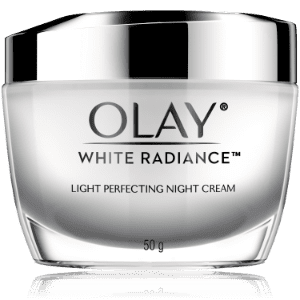 Olay white radiance light perfecting night cream