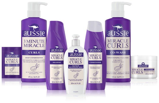 Aussie Miracle Curls Collection