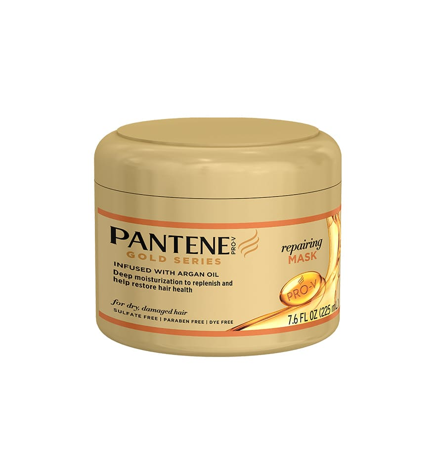 Gold Series Repairing Hair Mask