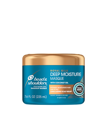 Royal Oils Deep Moisture Masque
