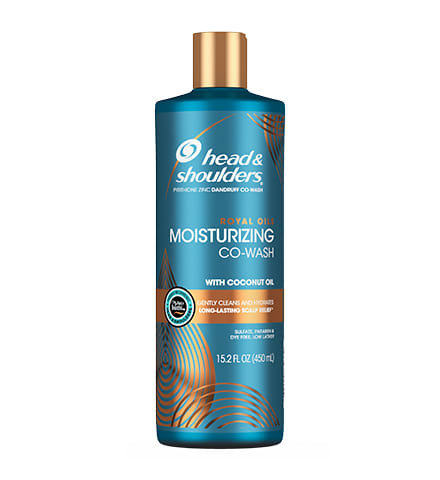 Royal Oils Moisturizing Co-wash