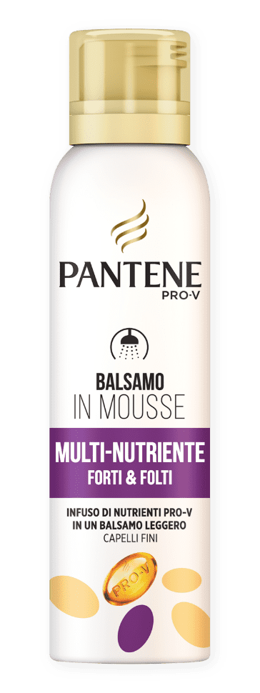 Pantene Pro-V Balsamo in Mousse, Multinutriente