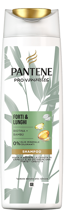 Pantene Pro-V Miracles Shampoo Forti & Lunghi