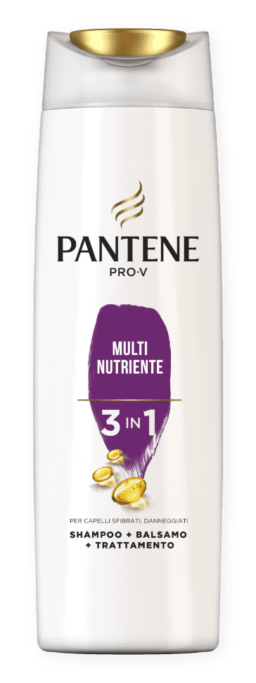 Pantene Pro-V Shampoo Multinutriente 3in1