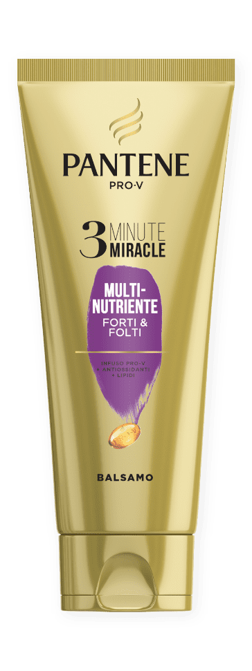 Pantene Pro-V Balsamo 3 Minute Miracle, Multinutriente