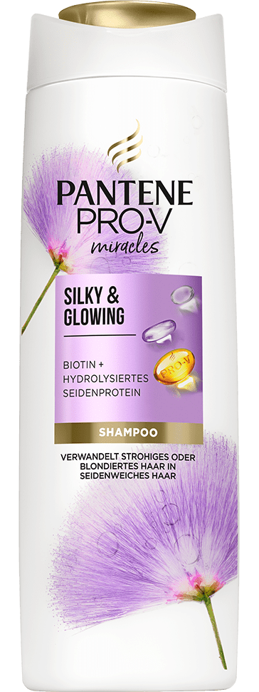 Silky & Glowing Shampoo