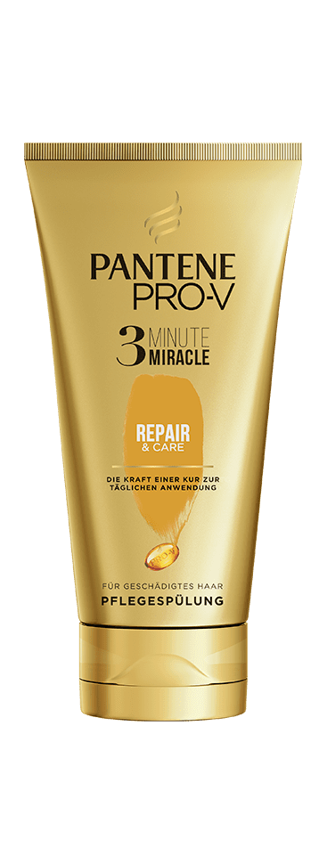 Repair & care 3 minute miracle pflegespülung