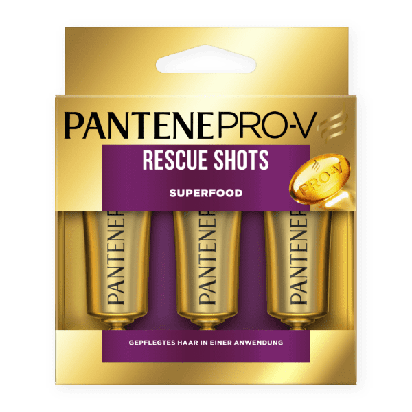 Superfood Rescue Shot Intensivpflege