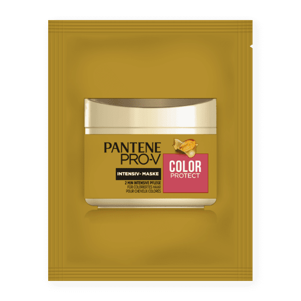 Color protect intensiv-maske (sachet)