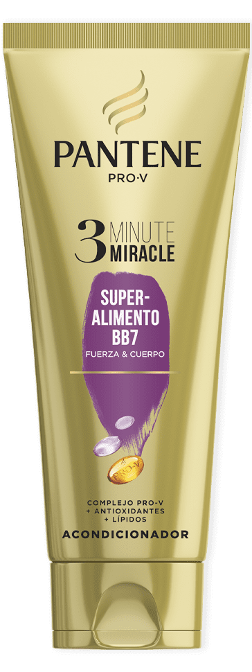 Acondicionador 3 Minute Miracle superalimento BB7