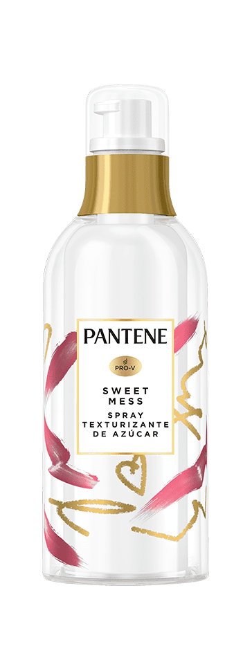 Pantene Spray texturizante volumen