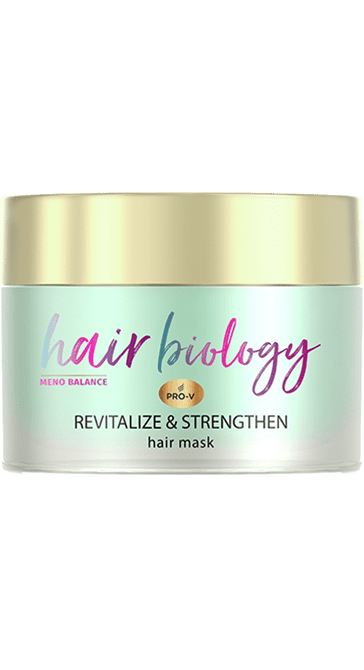 Menopause Hair Mask For Thinning Hair