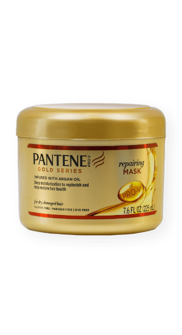 Gold Series Repairing Hair Mask from Pantene