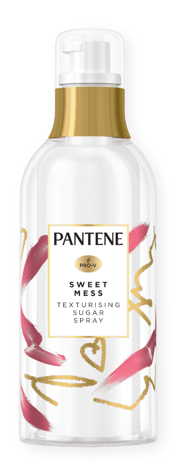 Pantene Sweet Mess Texturizing Sugar Hair Spray