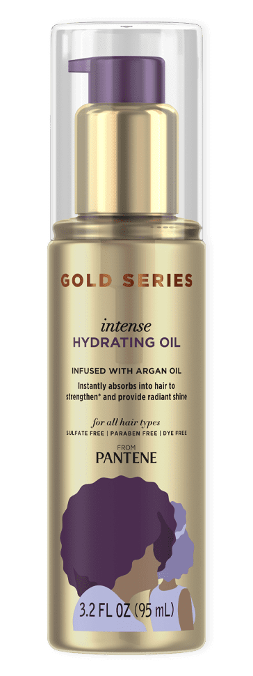 Gold Series Intense Hydrating Oil from Pantene