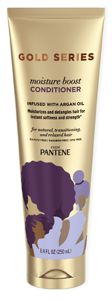 Gold Series Moisture Boost Conditioner from Pantene