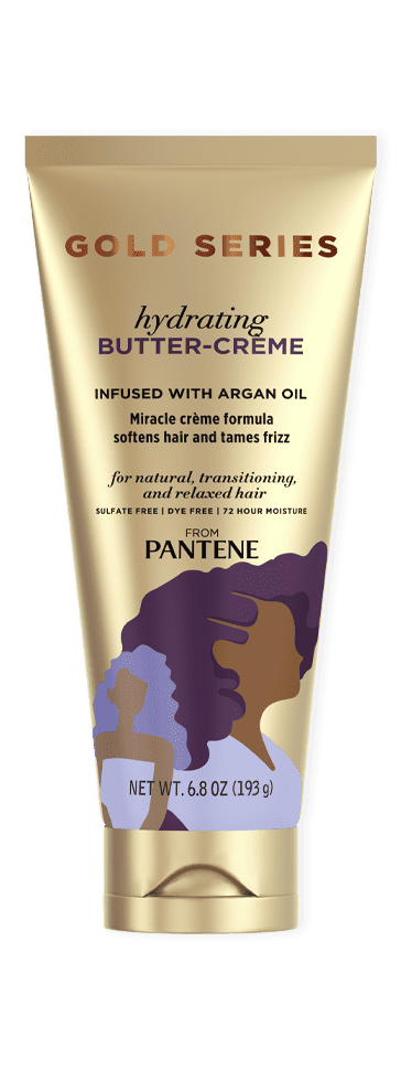 Gold Series Hydrating Butter Crème from Pantene