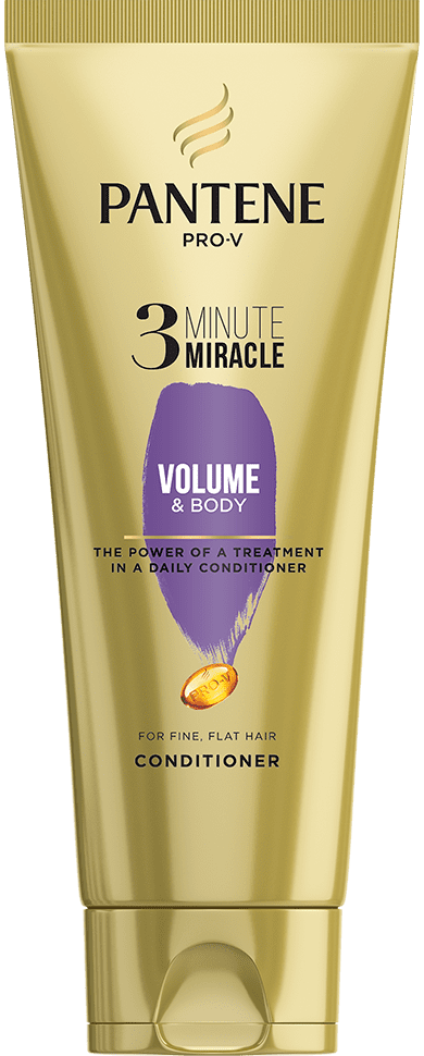Pantene Pro-V Volume and Body 3MM