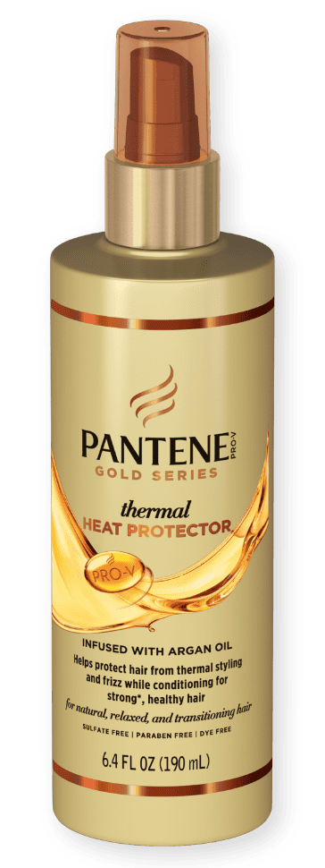 Pantene Pro-V Gold Series Thermal Heat Protector