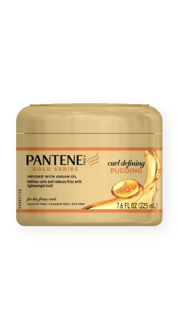 Pantene Pro-V Gold Series Curl Defining Pudding