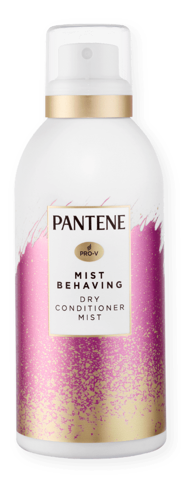 Pantene Mist Behaving Dry Conditioner Mist