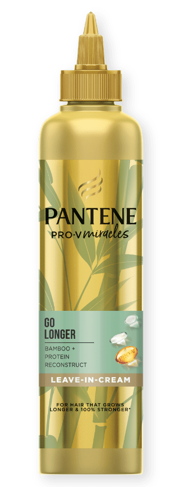 Pantene Go LongerLeave-in Cream