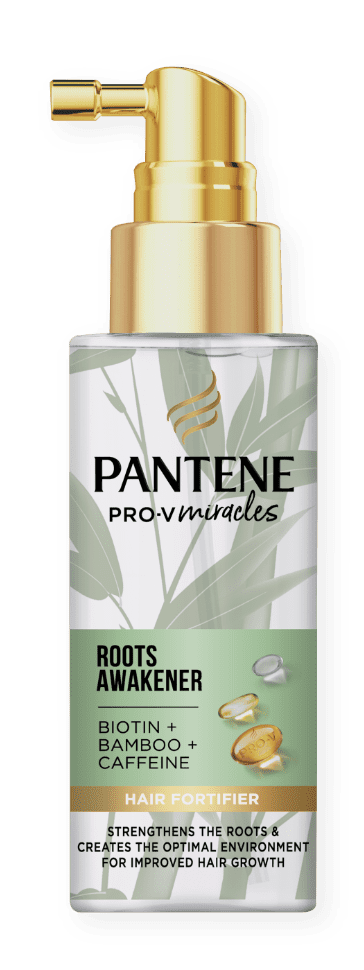 Pantene Pro-V Miracles Grow Strong Root Awakener