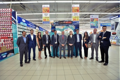 MAF Carrefour's UAE Consumers Break the One Million Vaccine Target for Pampers-UNICEF