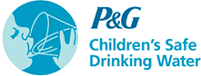 Children's Safe Drinking Water. P&G Live, Learn and Thrive Initiative.